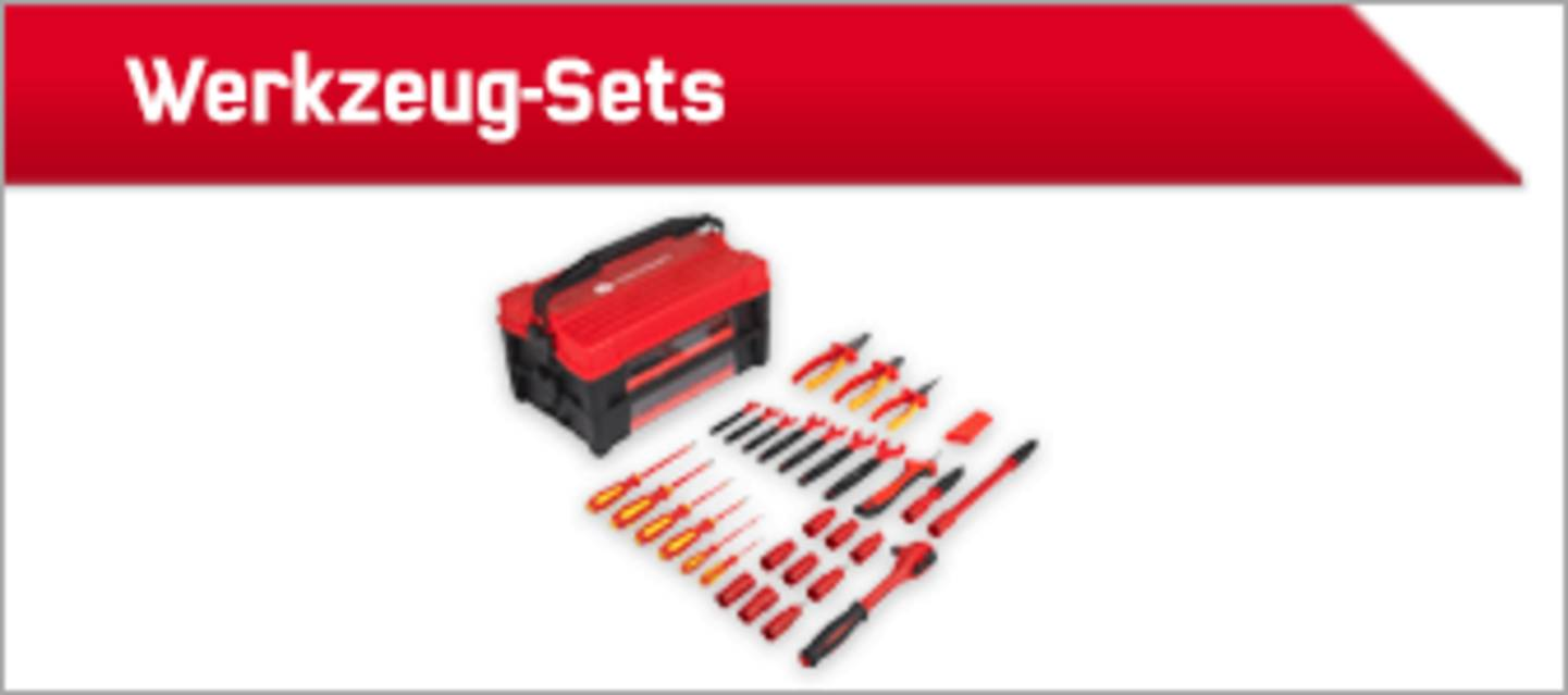 TOOLCRAFT Werkzeug Sets