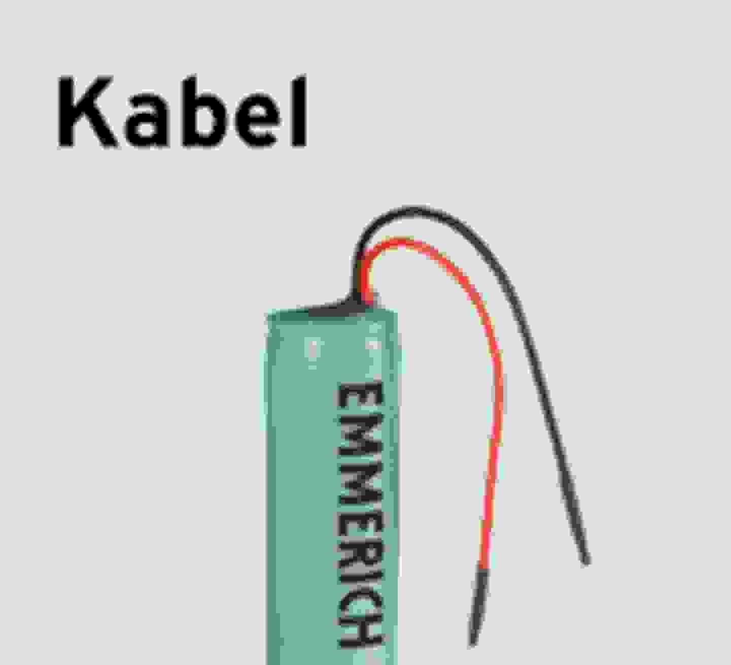 Emmerich Kabel Akku