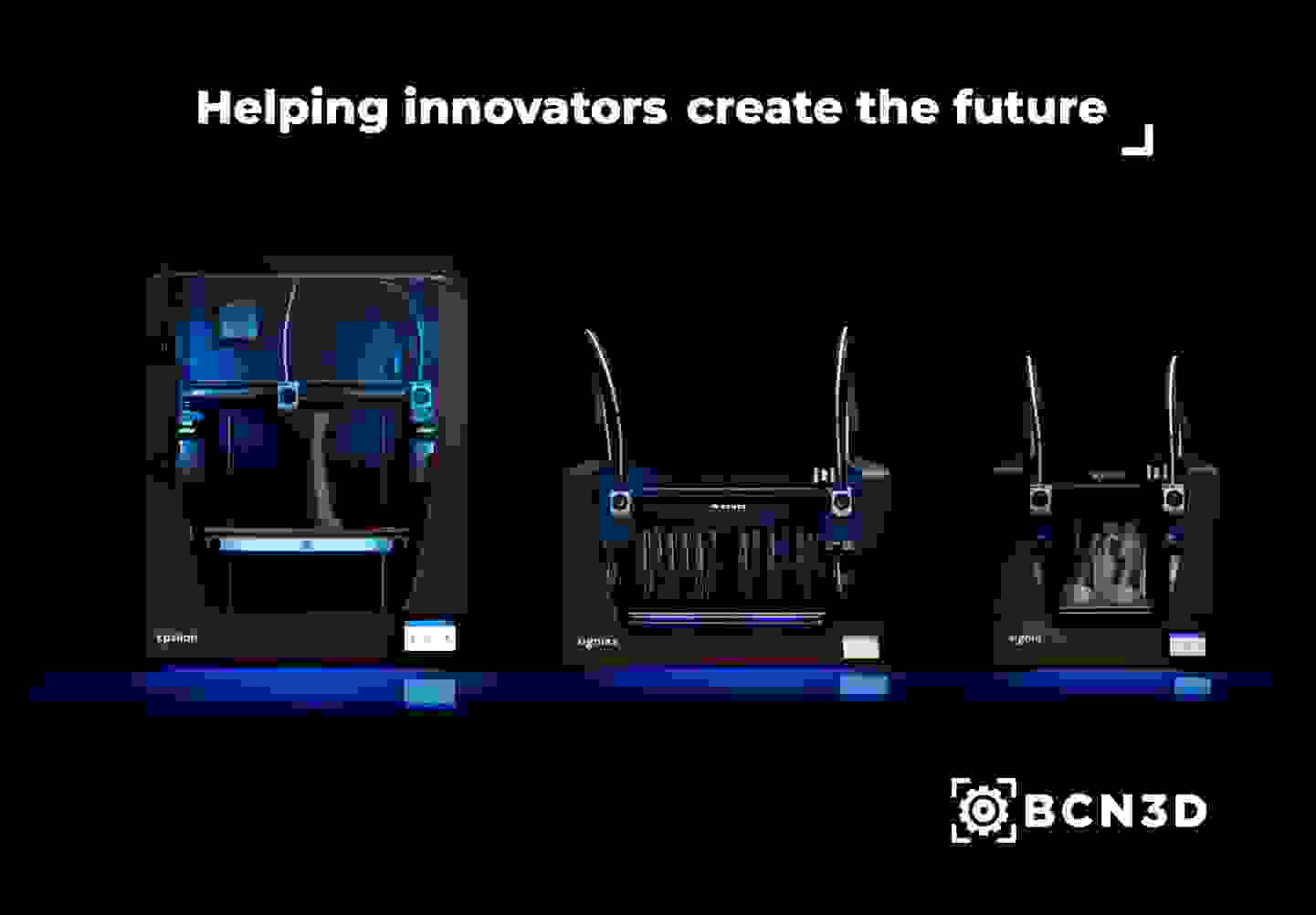BCN3D – Helping innovators create the future
