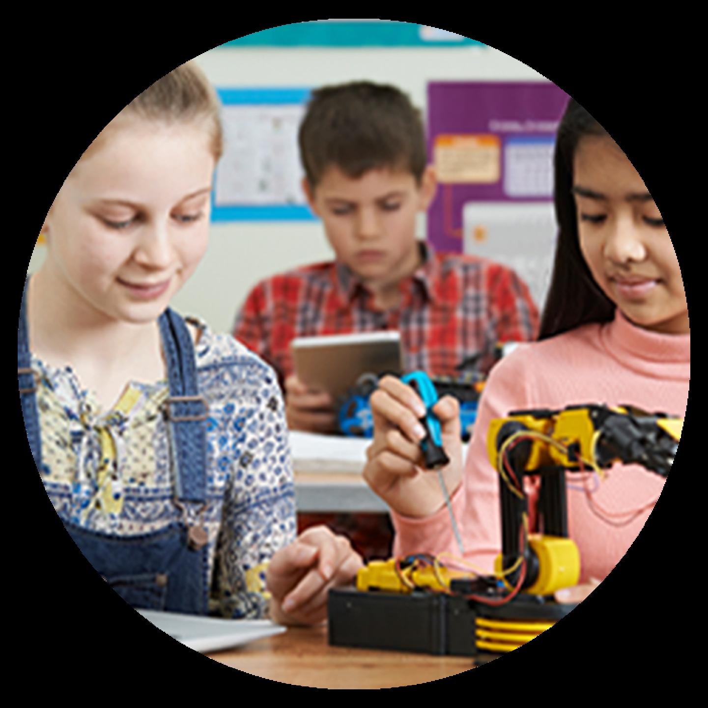 Unterrichtsmaterial - Unterstützung der MINT-Fächer »