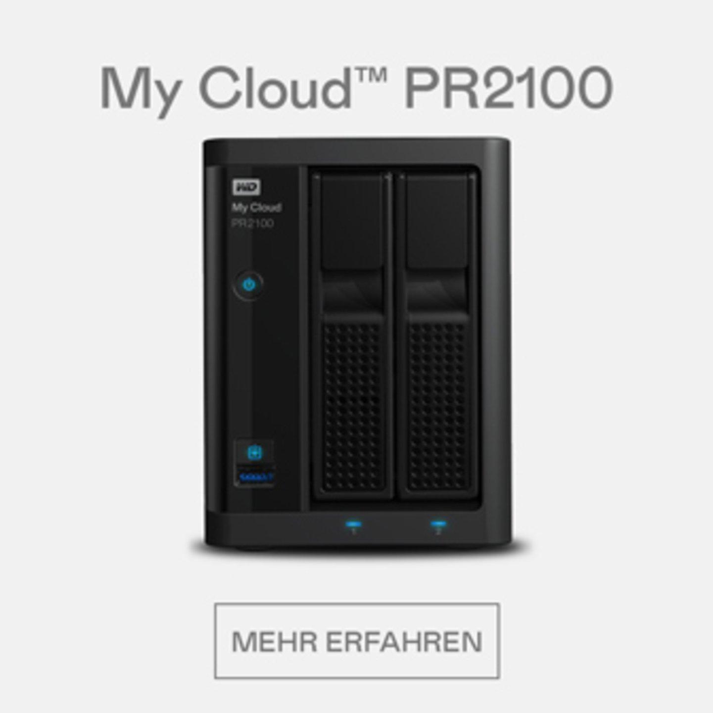 My Cloud PR2100