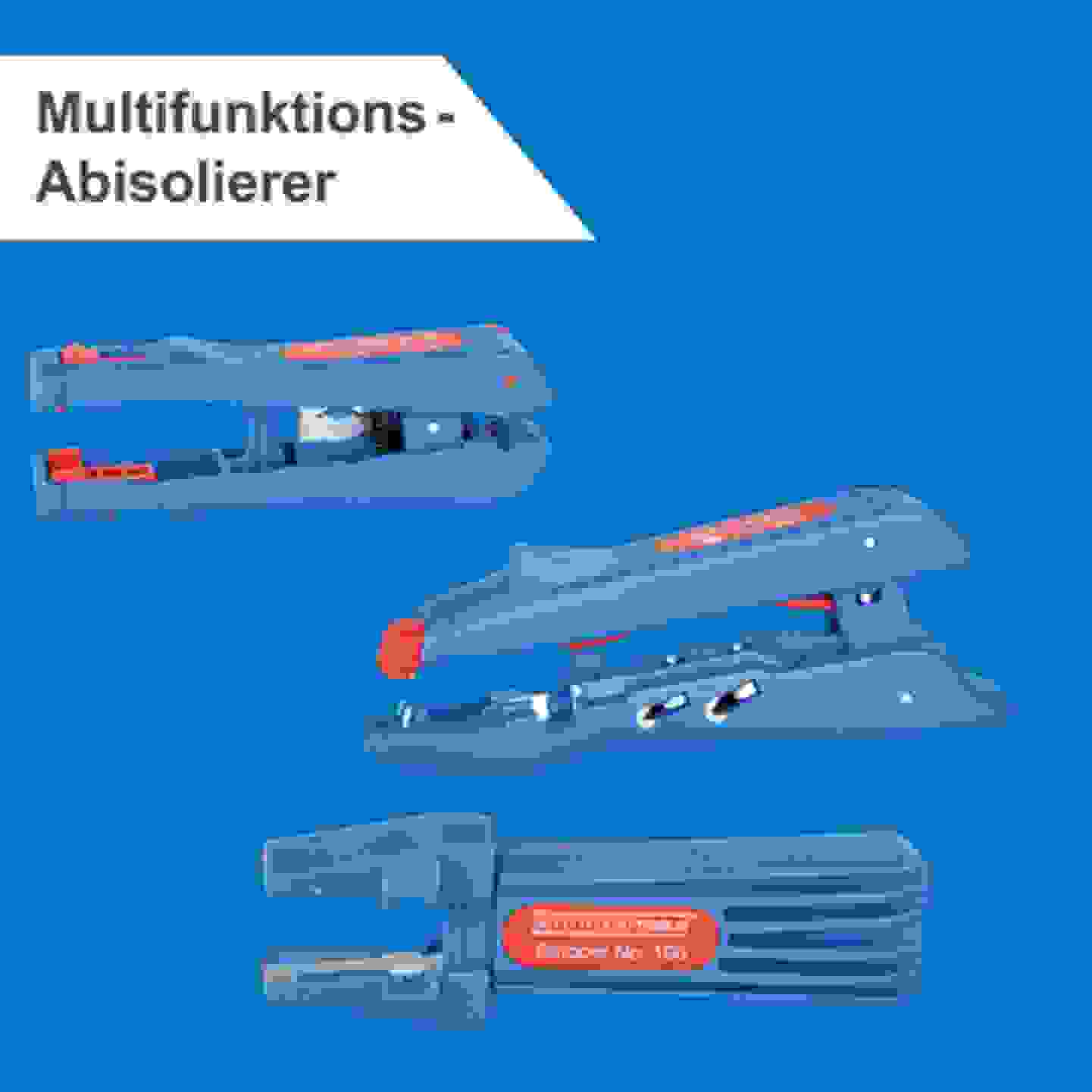 Multifunktions-Abisolierer