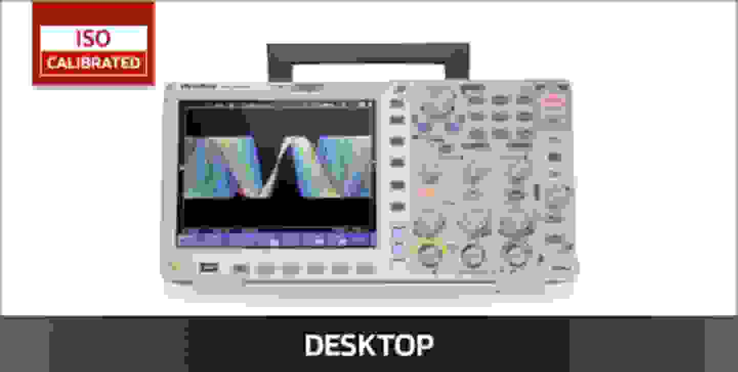 VOLTCRAFT Oszilloskope ISO kalibriert