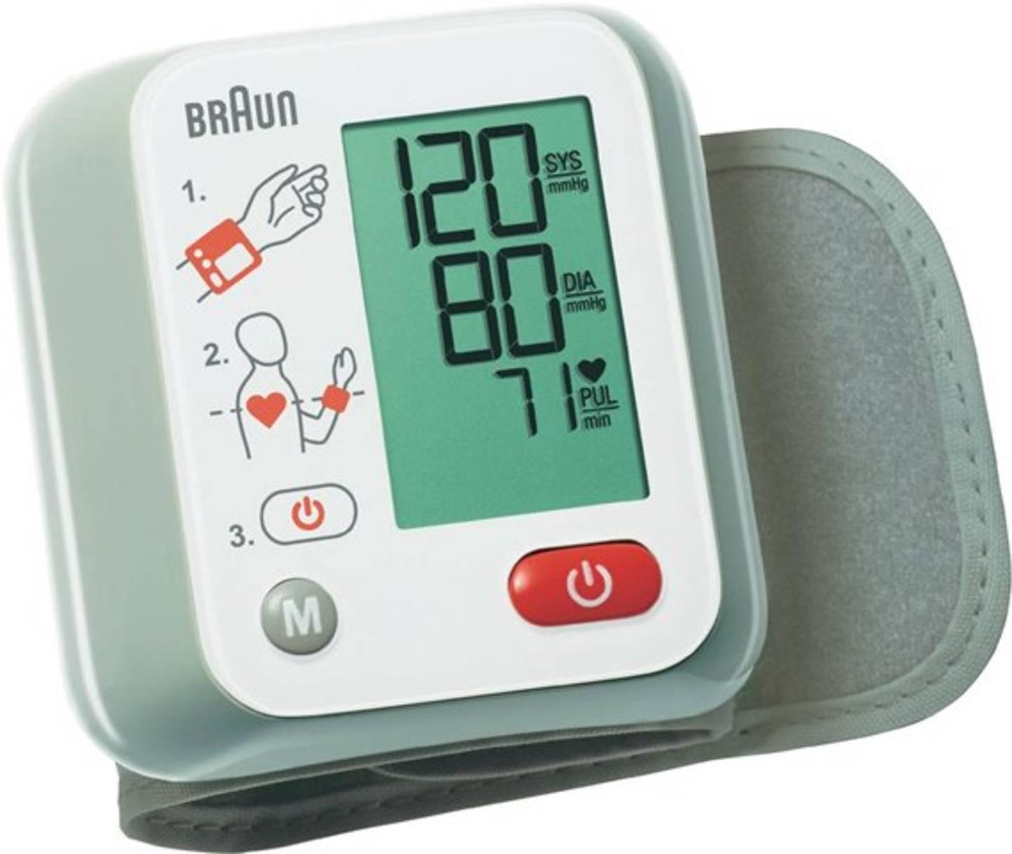 Udvælgelseskriterier for køb af en puls- og blodtryksmåler