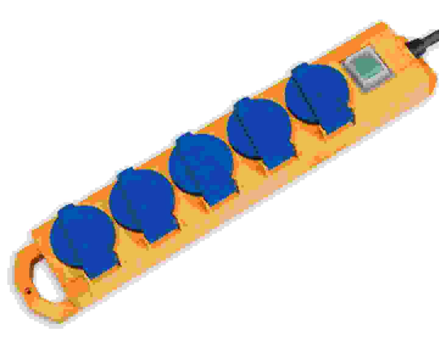 Brennenstuhl - Steckdosenleiste mit Schalter »