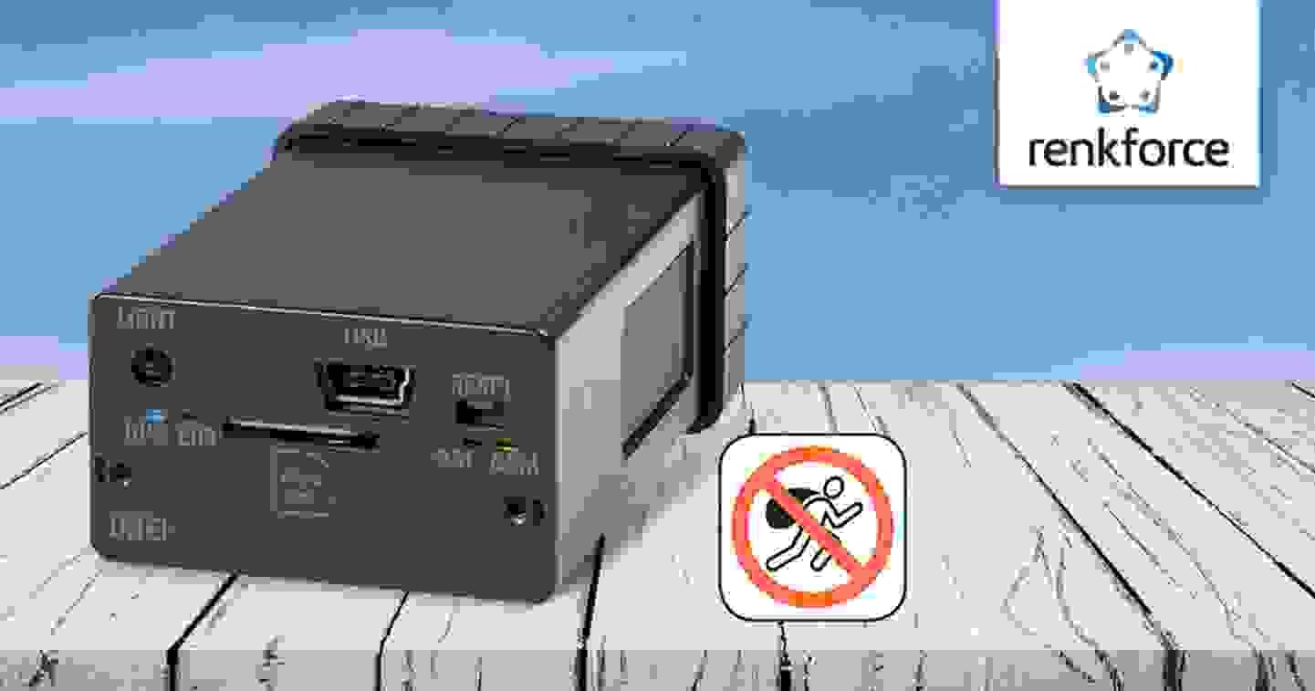 Renkforce - Système d'alarme GSM