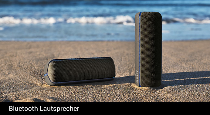 Sony Bluetooth Lautsprecher