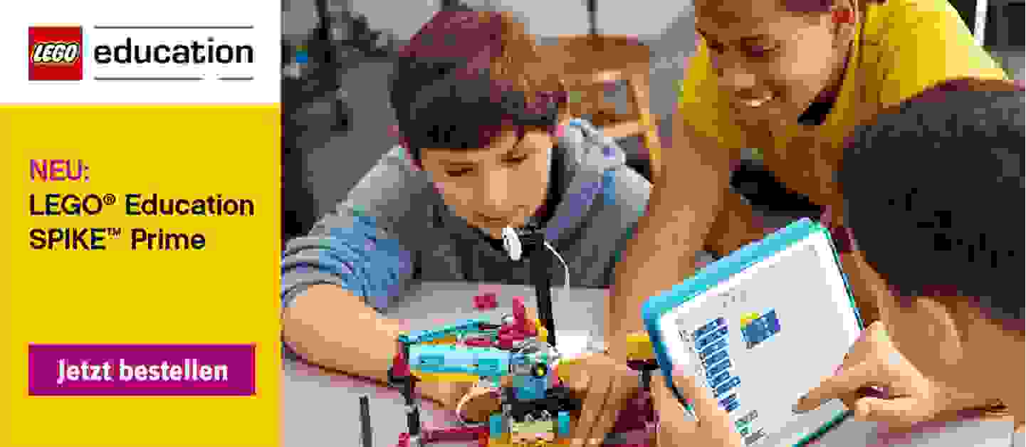 LEGO Education Spike Prime - Jetzt bestellen