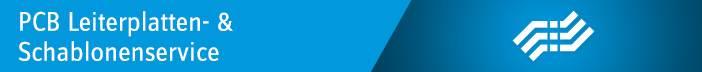 PCB-Services für Leiterplatten und Schablonen