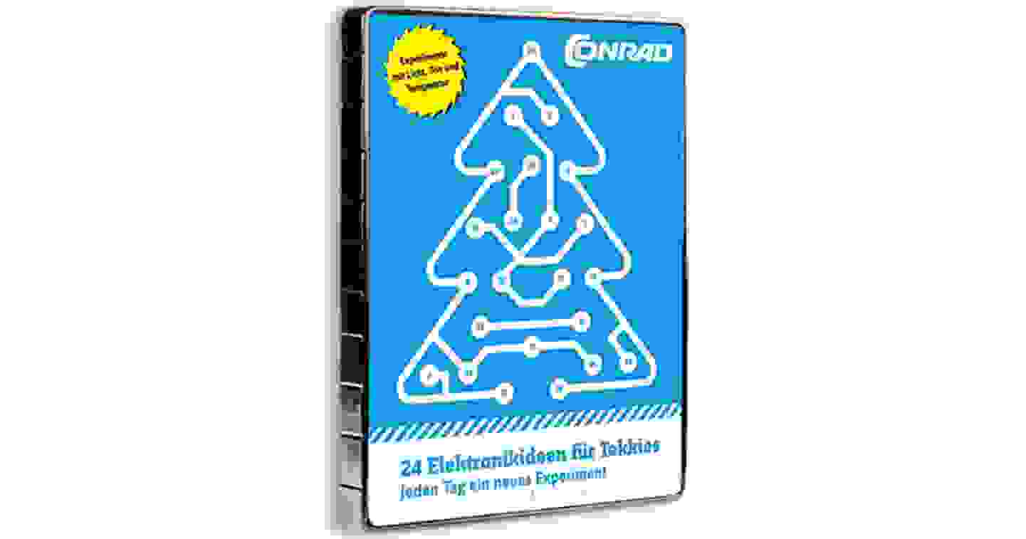 Conrad - LED-Adventskalender »
