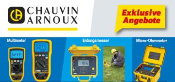 Chauvin Arrnoux - Exclusive Angebote - Jetzt profitieren »