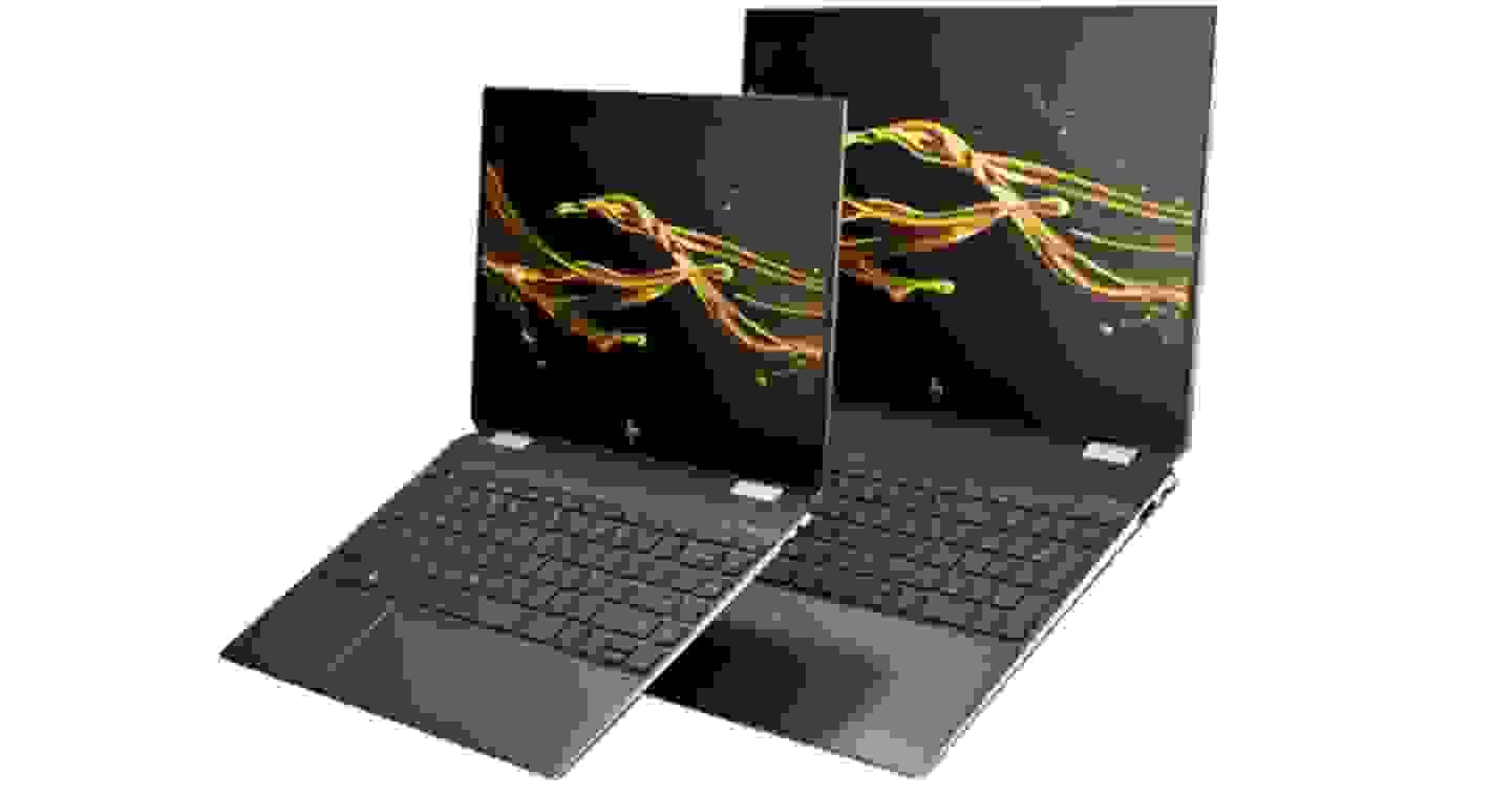 HP Spectre x360 Modelle