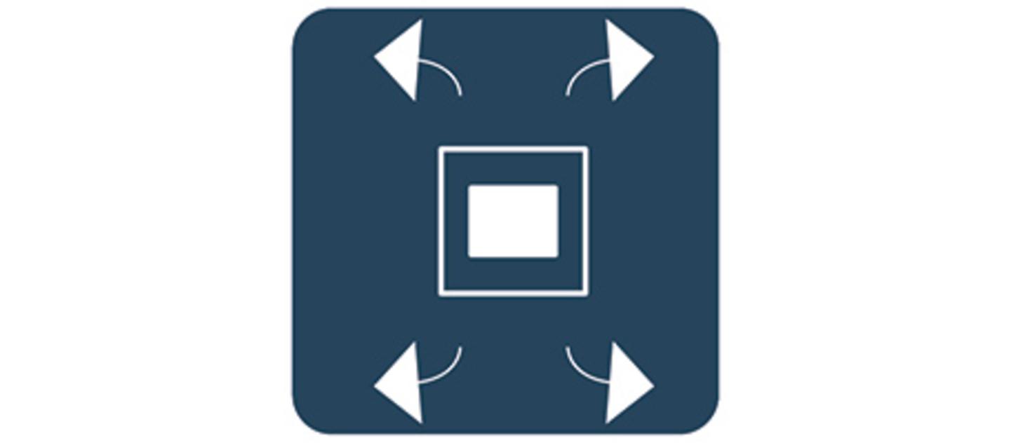 Kopp Smart Home Profi Free-control frei platziert
