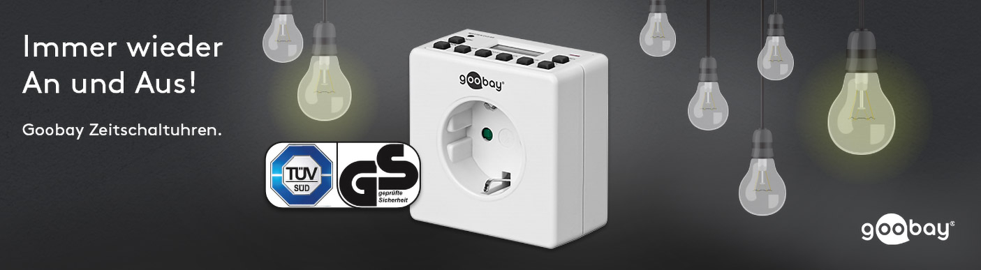 Strom & Adapter