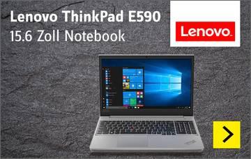 Lenovo ThinkPad E590 15.6 Zoll Notebook