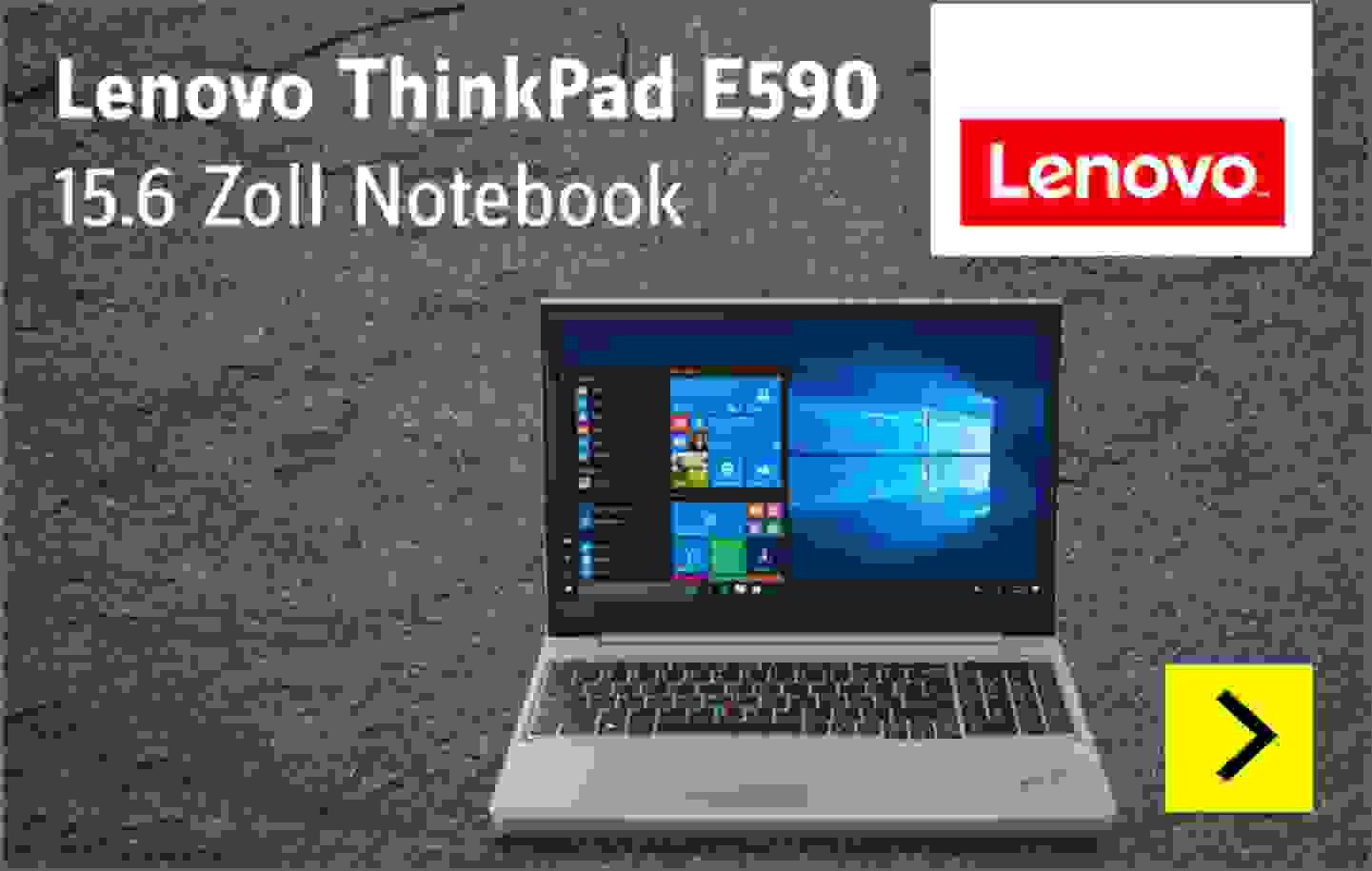 Lenovo ThinkPad E590 15.6 Zoll Notebook
