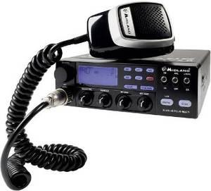 CB-Funkmobilgerät zum Einbauen ins Auto