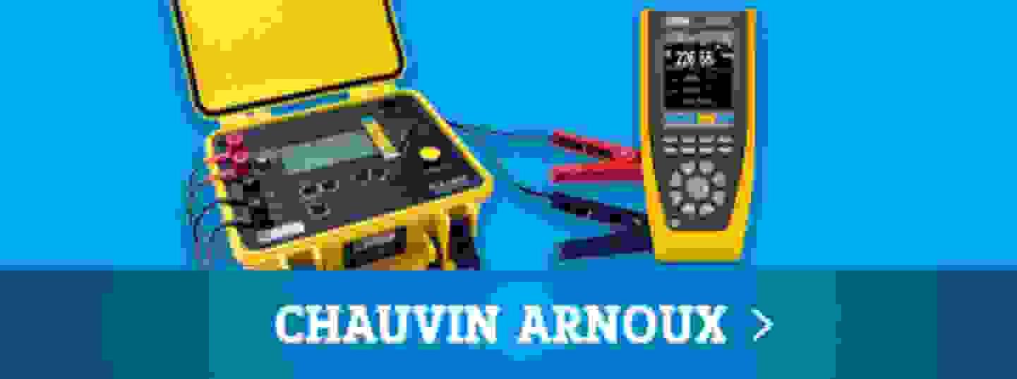 Chauvin Arnoux Promo