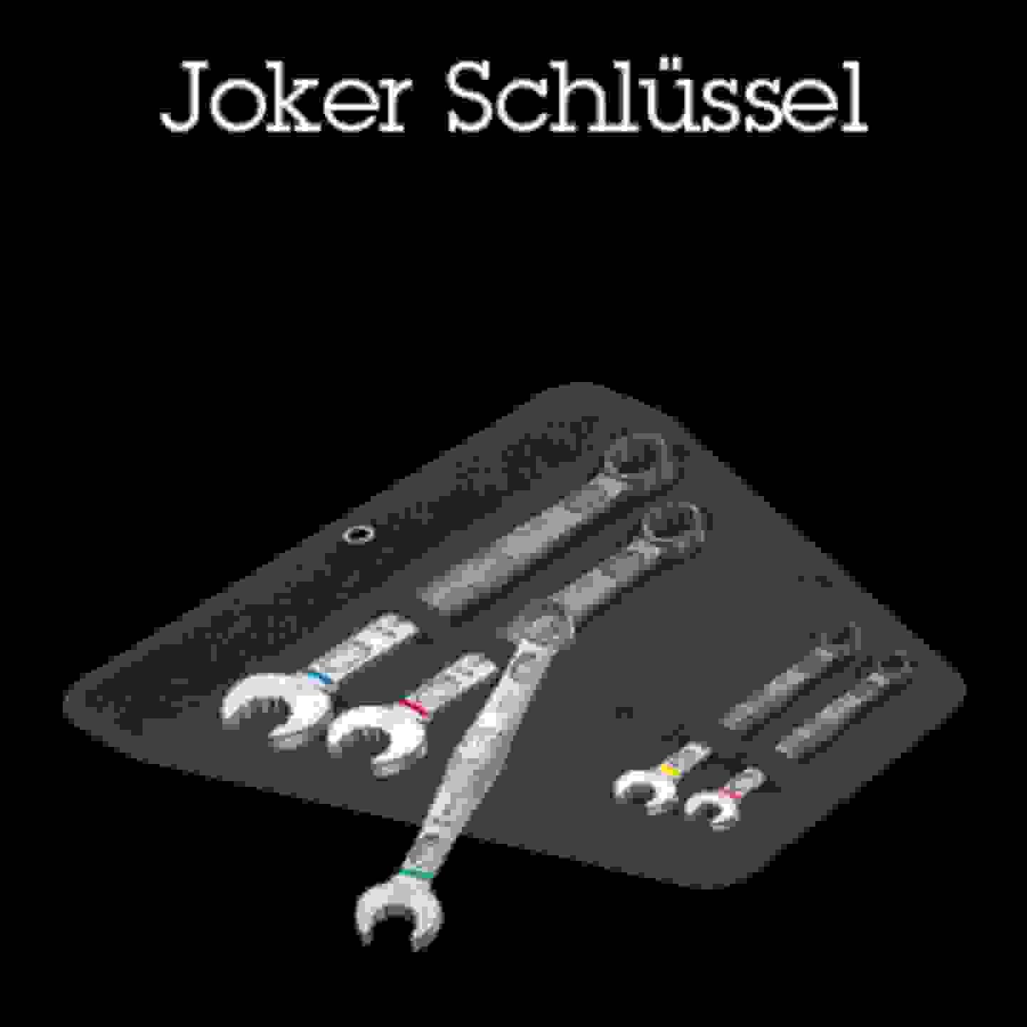 Joker Schlüssel