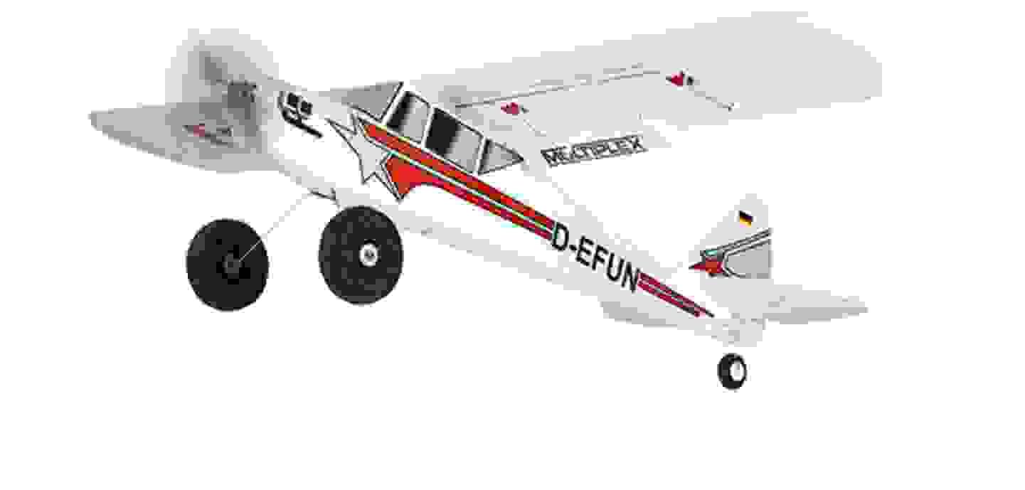 RC Motorflugzeug