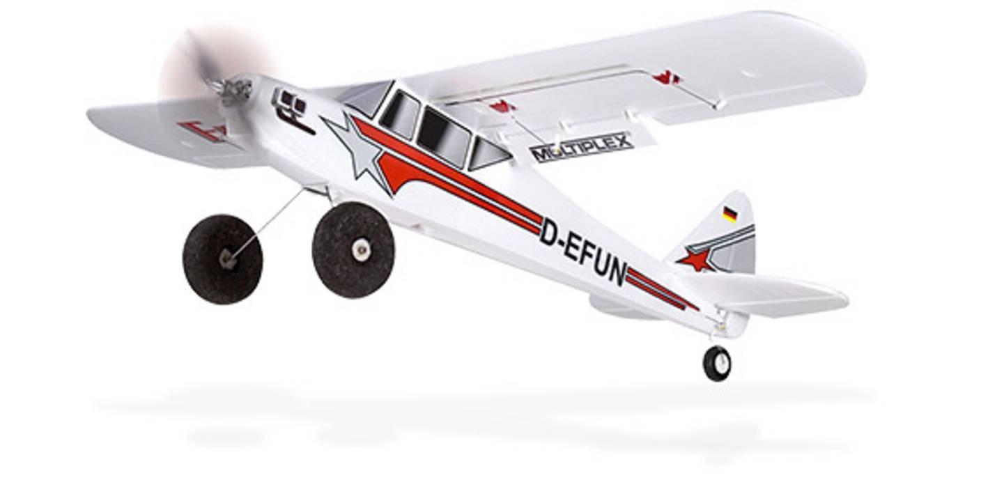 Avion motorisé RC