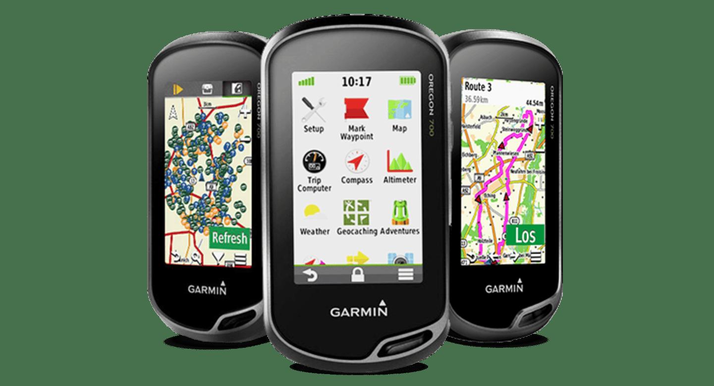 Garmin - Oregon 700 Outdoor Navi ►