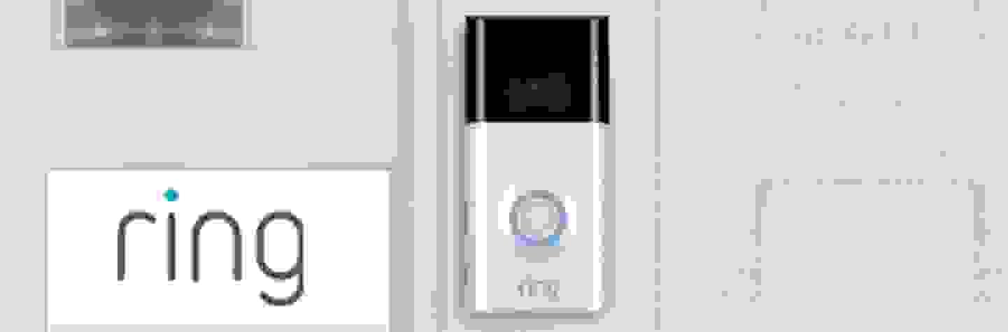 ring IP-Video-Türsprechanlagen