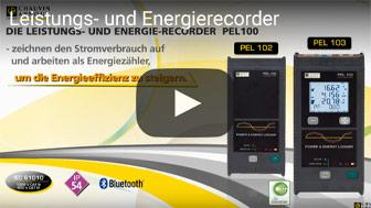 Leistungs- und Energierecorder