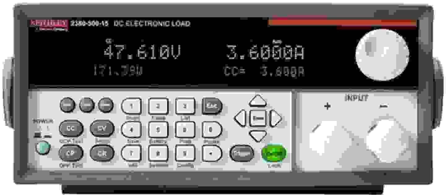 elektronische Last