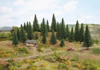Modellbahn-Bäume