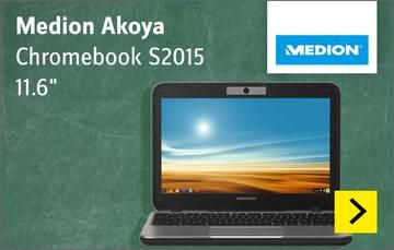 Medion Akoya Chromebook S2015