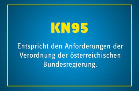 KN 95 Hinweis