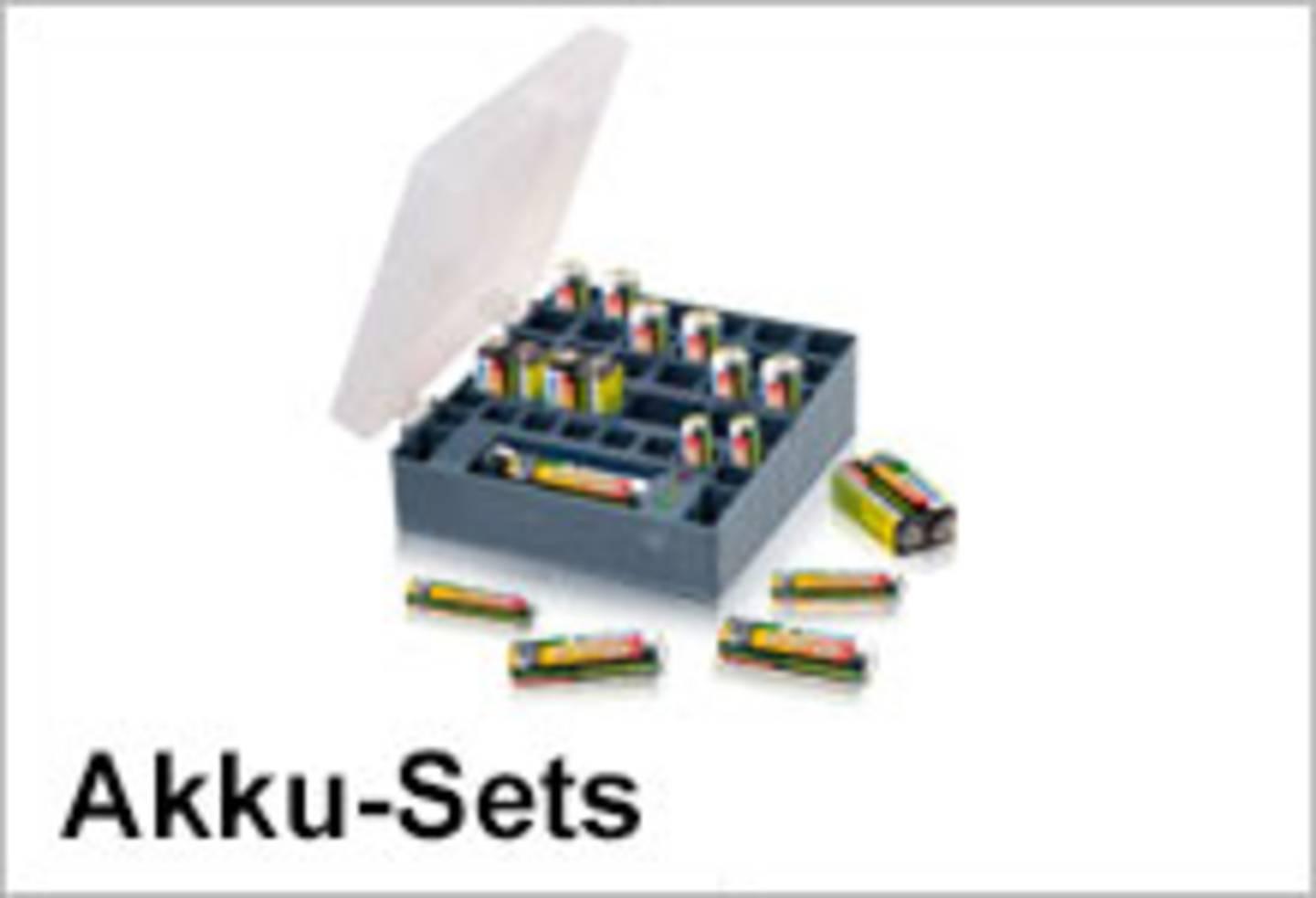 Conrad Energy Akku-Sets