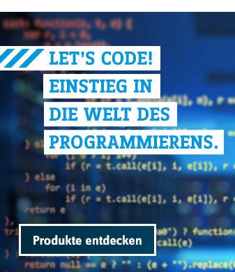 Einstieg in die Welt des Programmierens