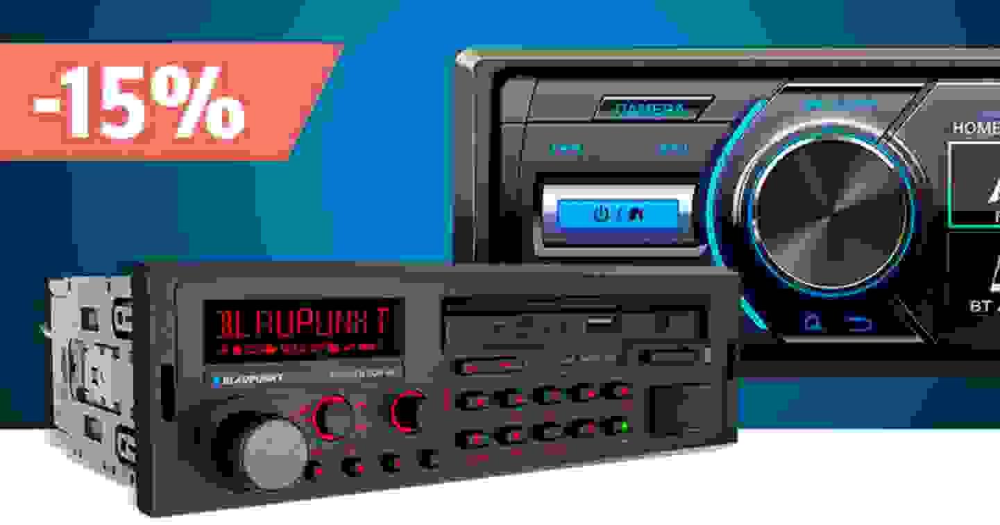 Autoradios und Moniceiver – Sortiment jetzt entdecken und profitieren »