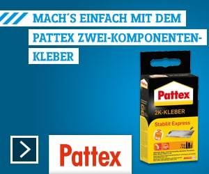 Pattex Zwei-Komponentenkleber