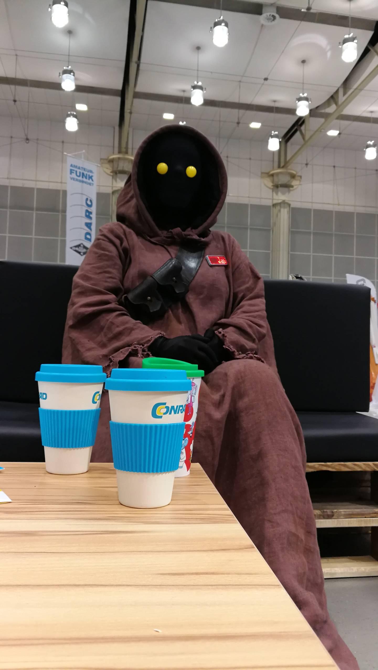 Maker Faire Berlin 2019 - Star Wars
