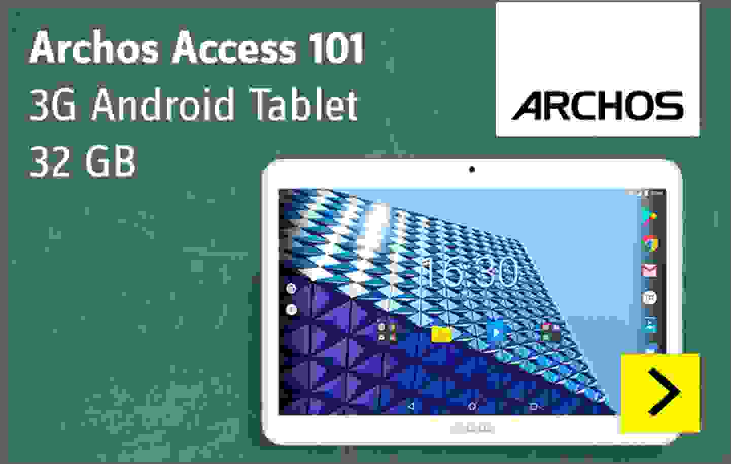 Archos Access 101 3G Android-Tablet