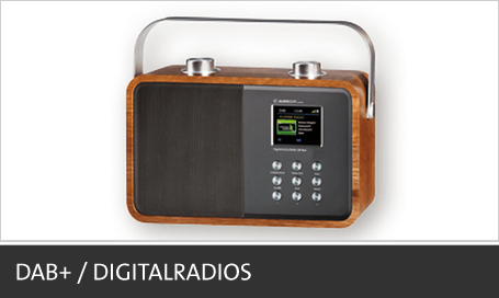 DAB+ / Digitalradios