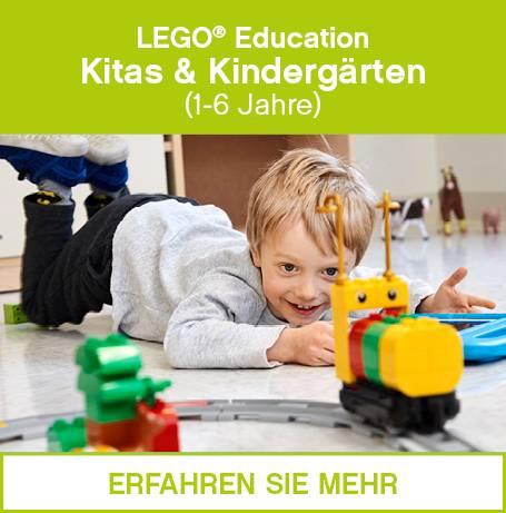 LEGO education - Kitas und Kindergärten »