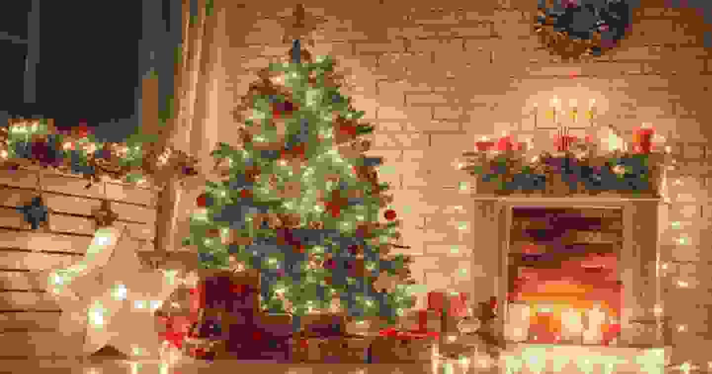 Weihnachtsbeleuchtung für den Innenbereich