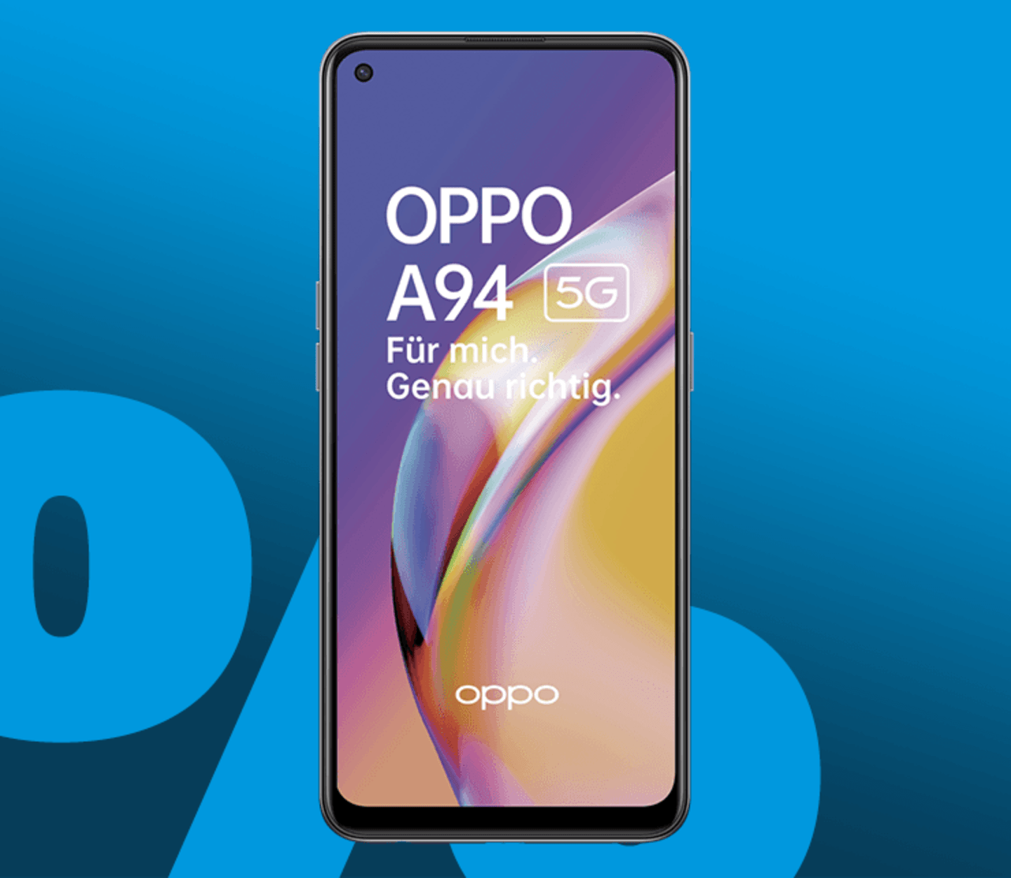 OPPO - A94 Smartphone 5G