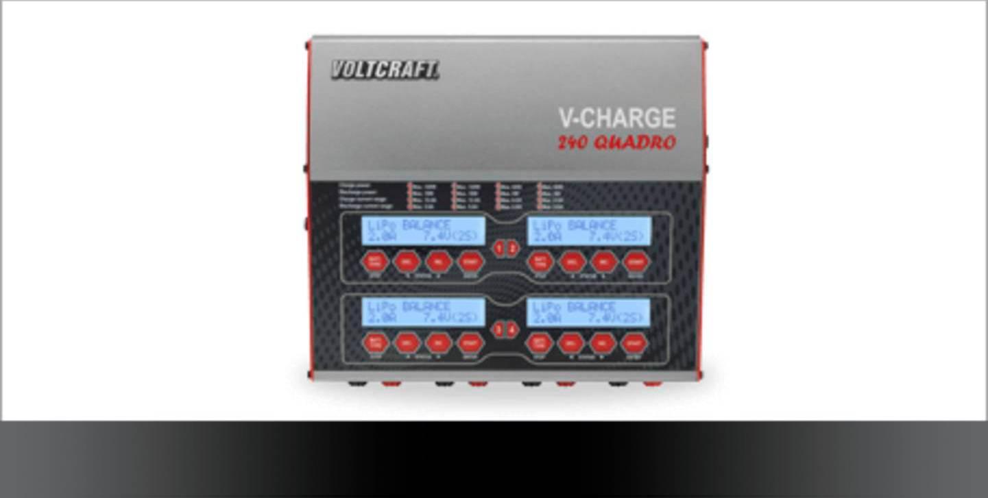 VOLTCRAFT - Modellbauladegeräte