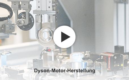 Dyson-Motor-Herstellung