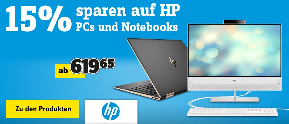 HP Sonderaktion