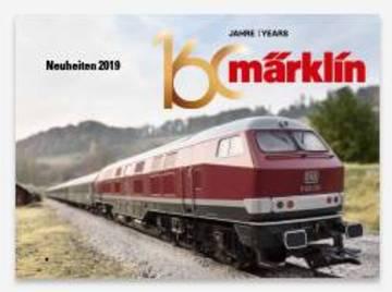 Märklin Katalog 2019