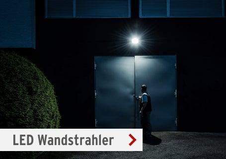 LED Wandstrahler