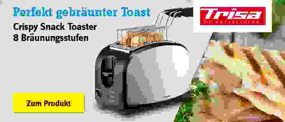 Trisa Toaster
