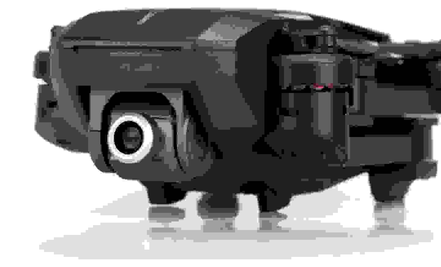 MantisQ - Drone pliable avec caméra et commande vocale