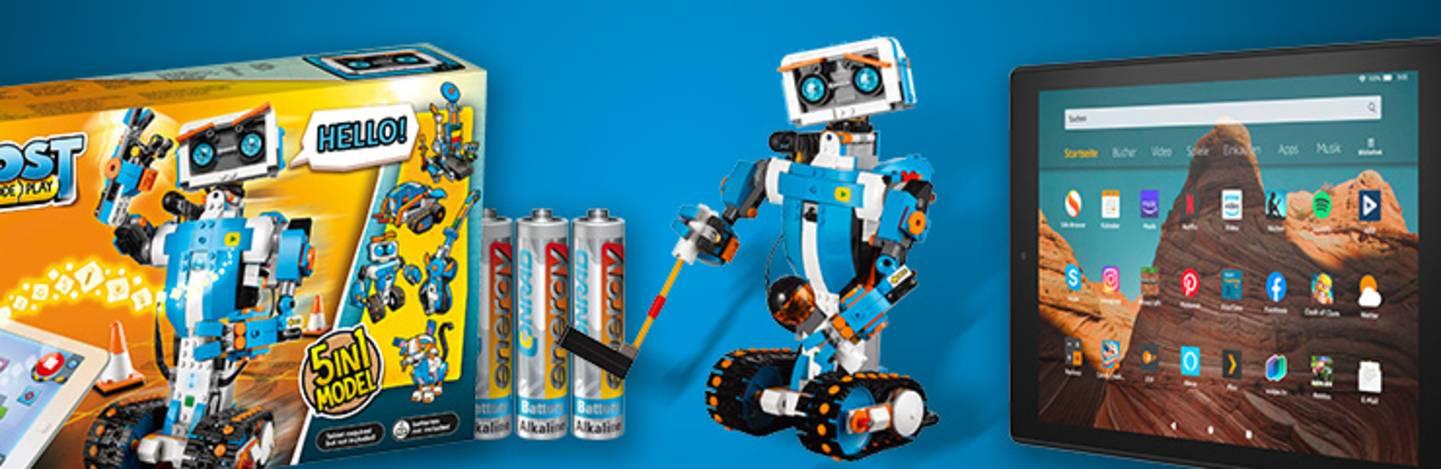 Bundle - Robot in den Warenkorb »
